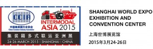 Intermodal asia 2015